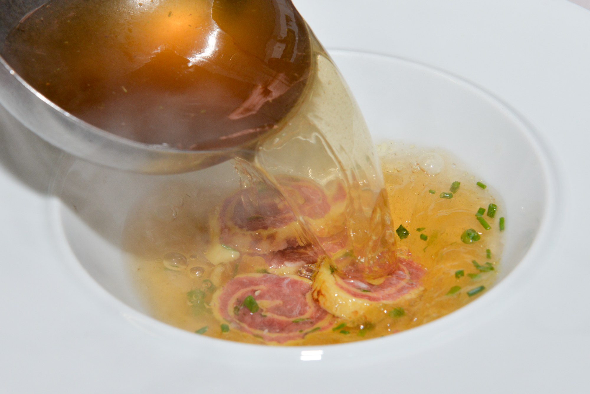 Consomme´Monte Carlo