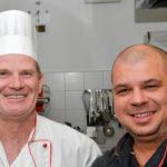 Manfred & Robert - die 2 in der Küche