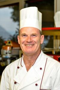 Chefkoch Manfred Moroder
